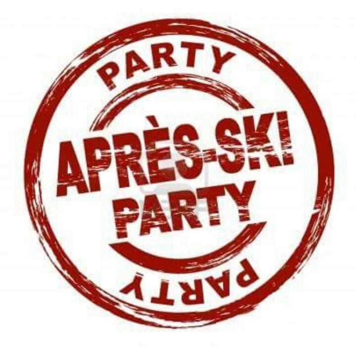 apr s ski party bij bar olivier bommel tiel dj night flight event. Black Bedroom Furniture Sets. Home Design Ideas